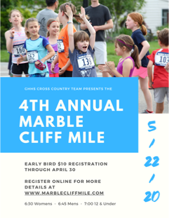 Marble Cliff Mile