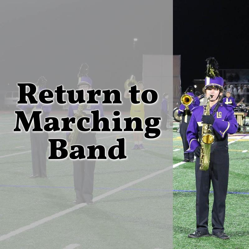 Return to Marching Band Guidelines Thumbnail Image