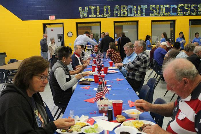 Veteran's Day Luncheon 2019