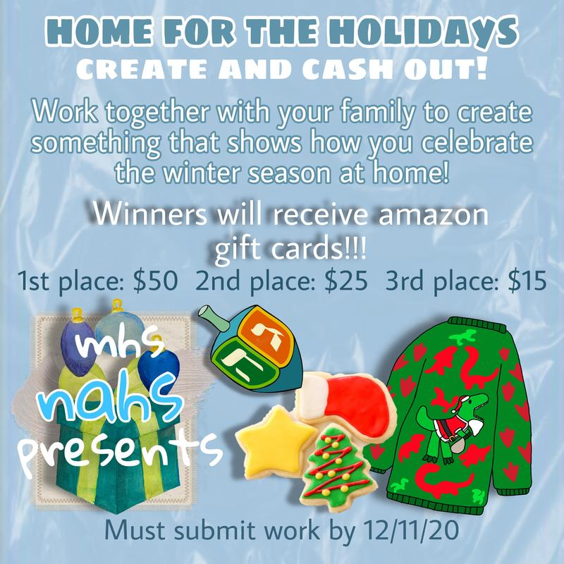 Home for the Holidays Contest