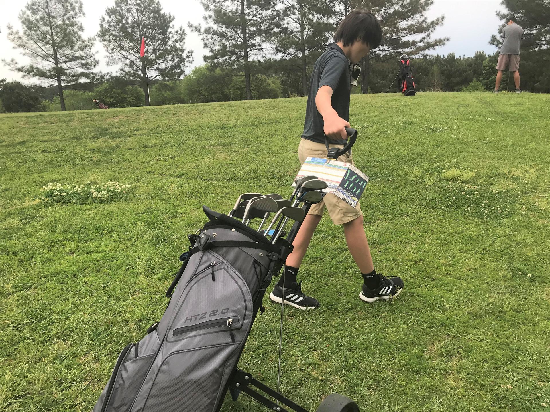 CHS Golf Match
