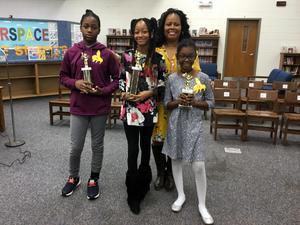 WGN Spelling Bee Winners