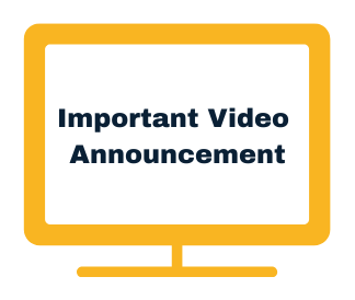 video announcement