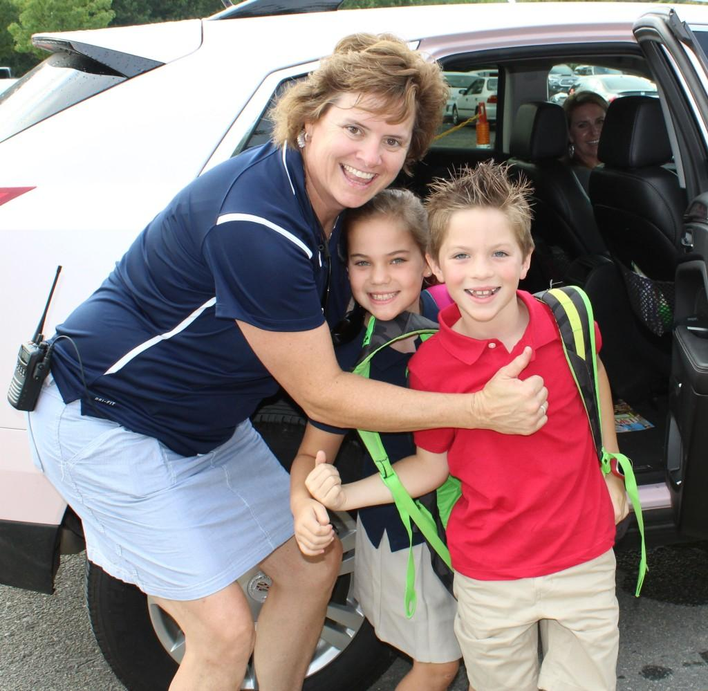 First Day of School 2017-18