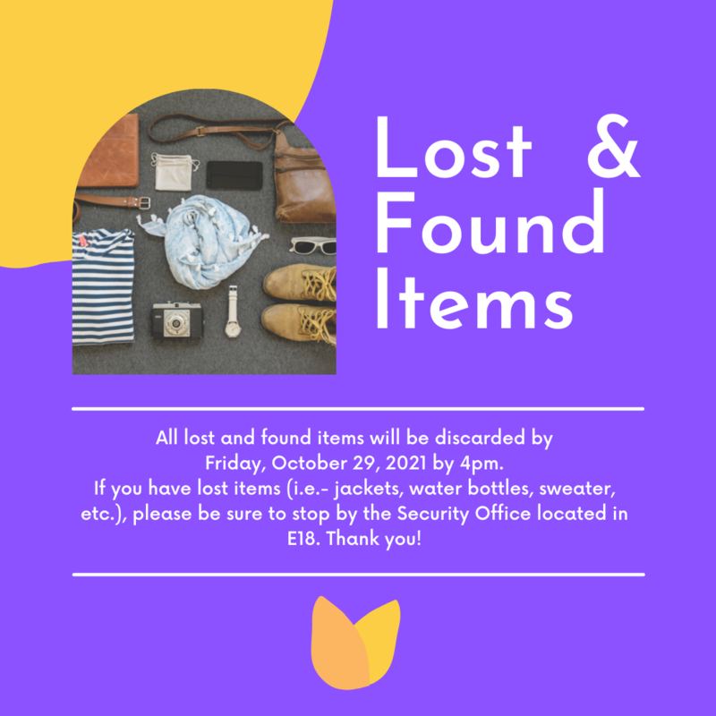 Lost & Found Items Featured Photo