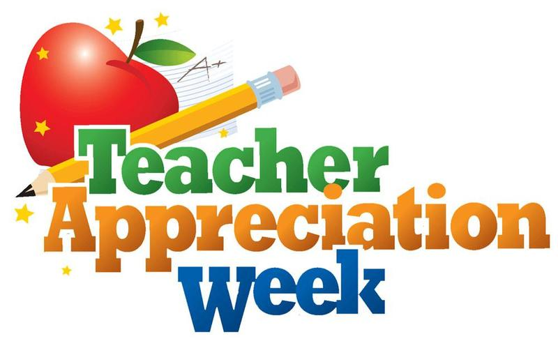 We're Celebrating Teacher Appreciation Week - Monday, May 3rd - Friday, May 7th! Featured Photo