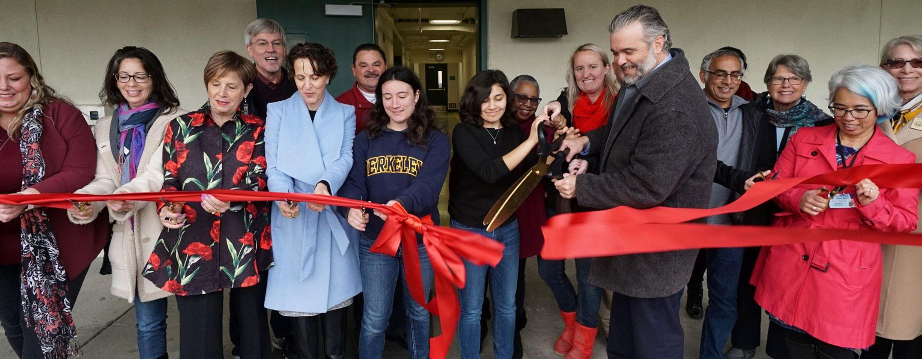 photo of Measure G Ribbon Cutting