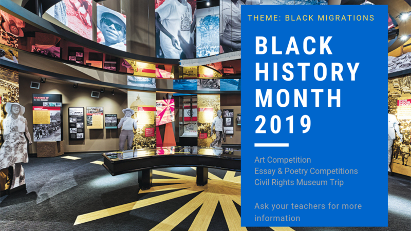 Black History Month 2019 Featured Photo