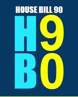 HB90 logo