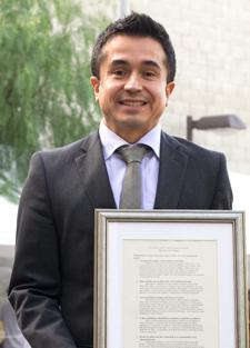 Mr. Jay Arroyo, Principal, Central City Value High School
