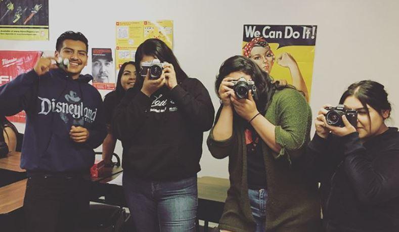 LA CAUSA Student Photographers