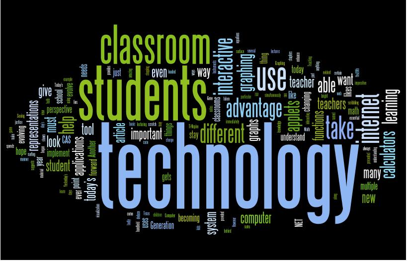 technology wordle