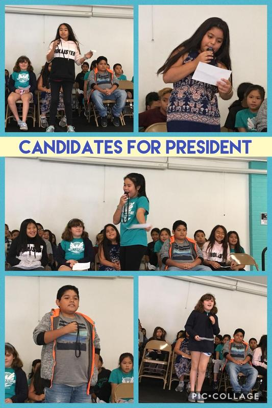 Candidates for President