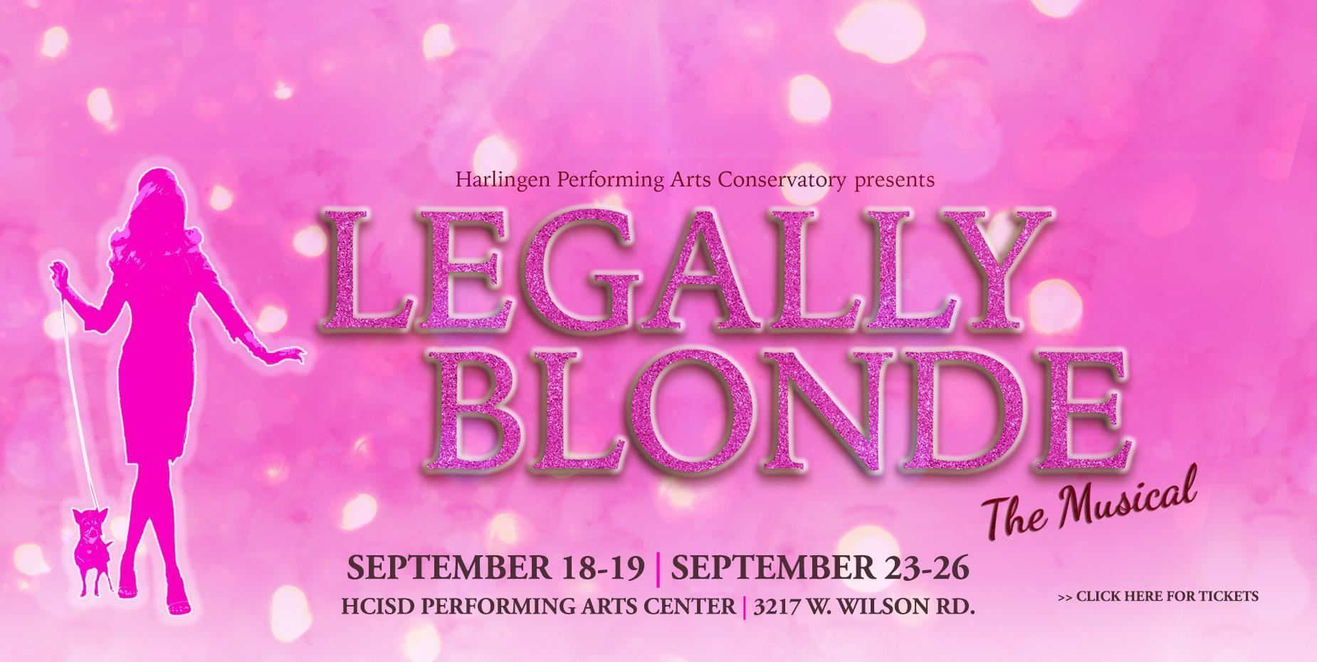 Legally Blonde the Musical - Tickets on Sale