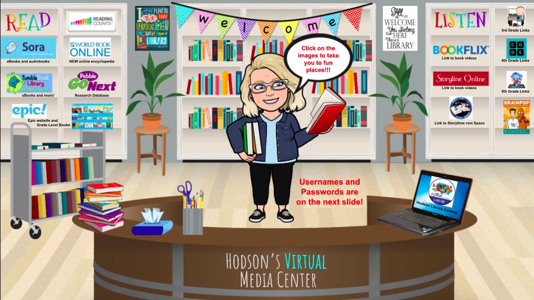 Hodson virtual library