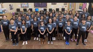 Pioneer Crossing Elementary Choir