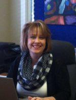 Principal Jennifer Klopatek-Driscoll