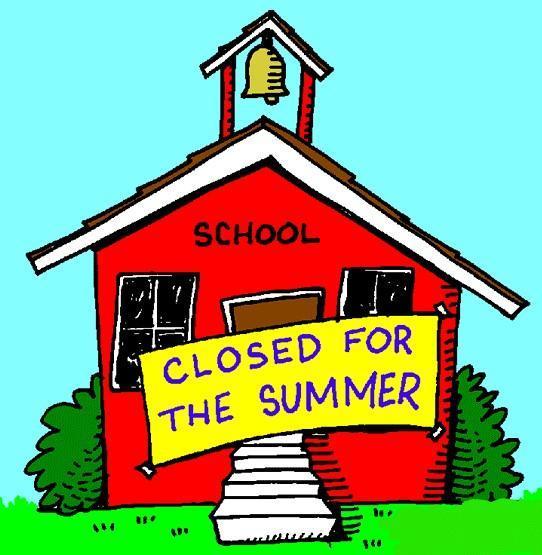 Enjoy your summer vacation! Thumbnail Image