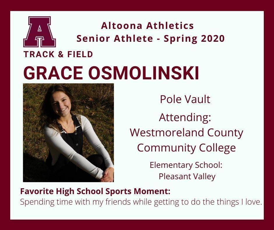 Grace Osmolinski