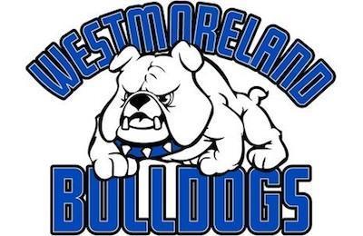 Westmoreland Bulldog Mascot