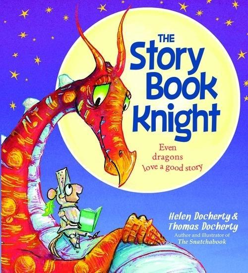 Story Book Knight book cover