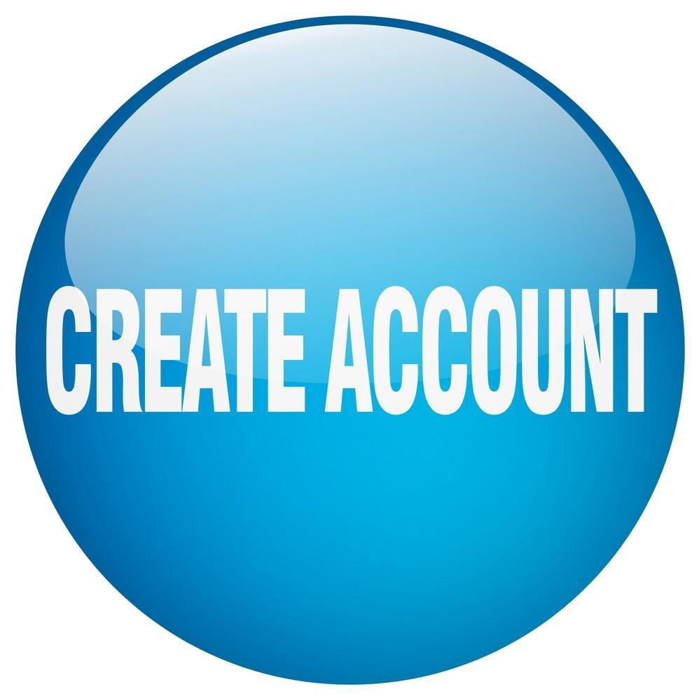 Click here to create an account