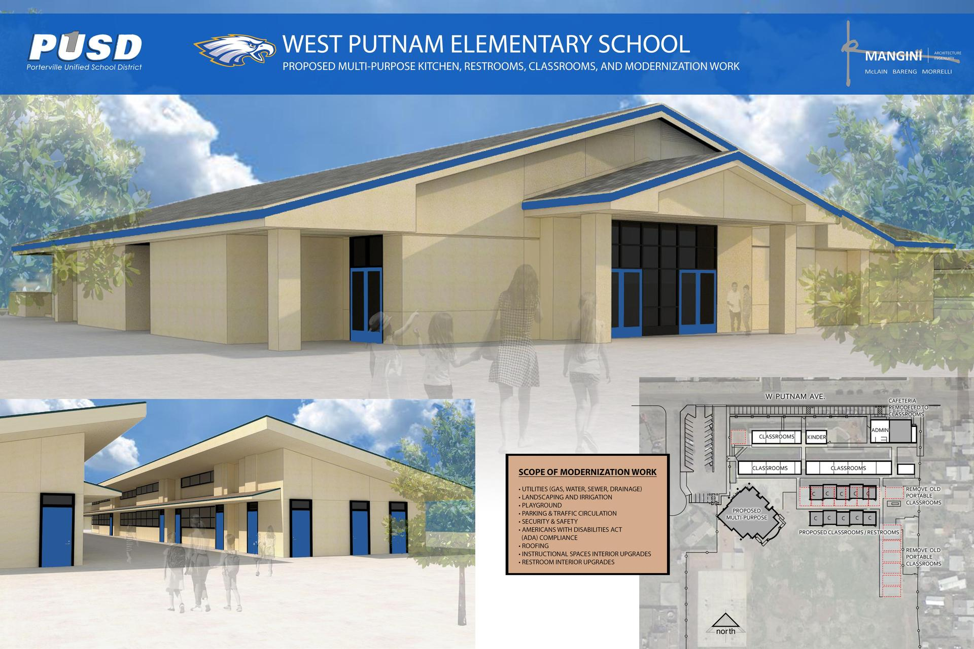 West Putnam Modernization Project