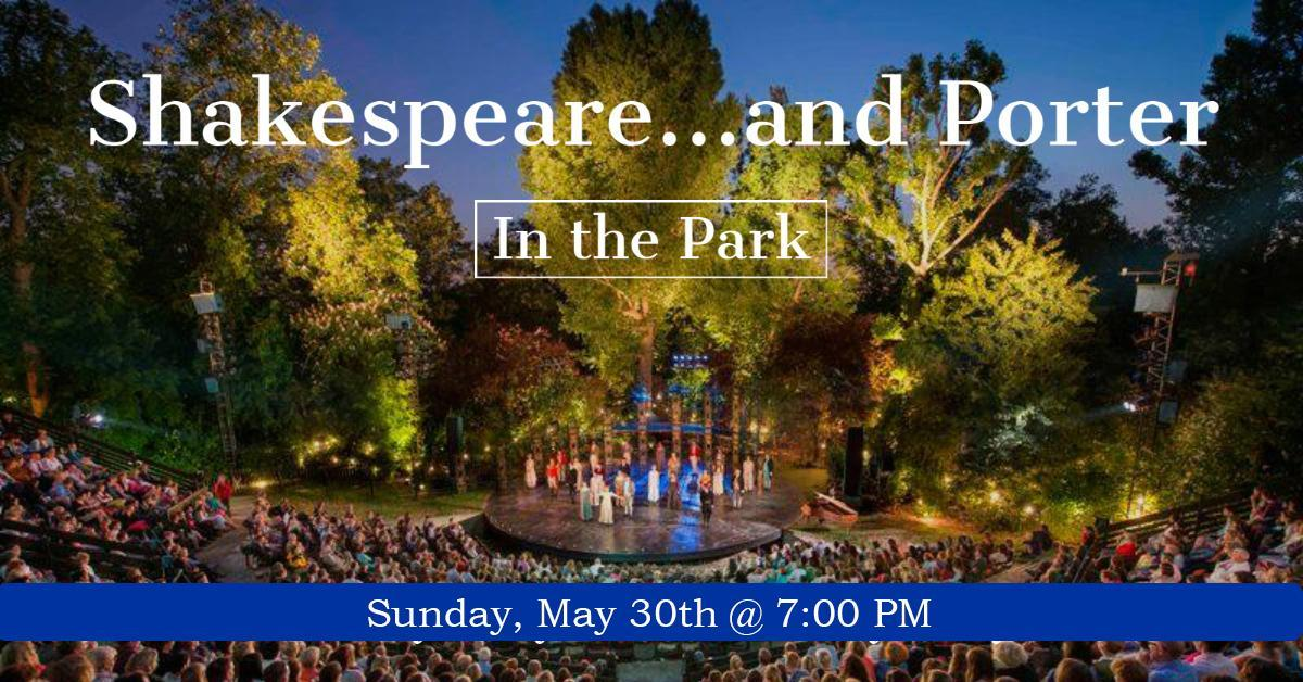 Shakespeare in the Park Image