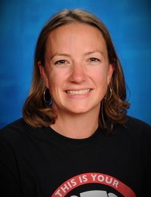 Ms. Larson, Principal