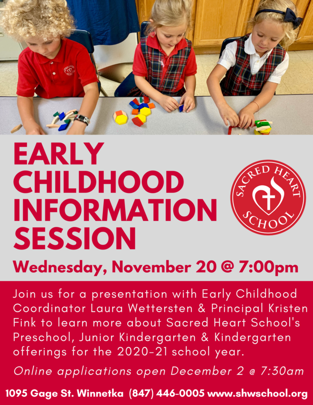 Early Childhood Info Session