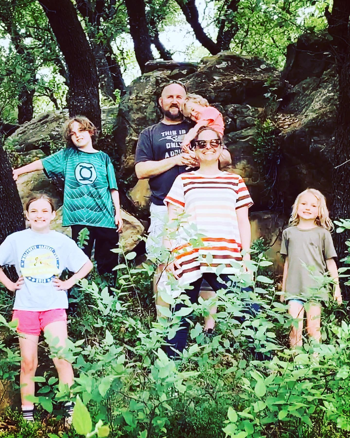 The Crazy Byars' Clan!