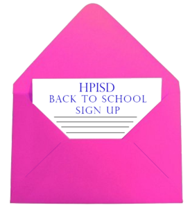 BSSU pink envelope
