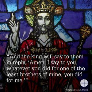 Feast of Christ the King Featured Photo