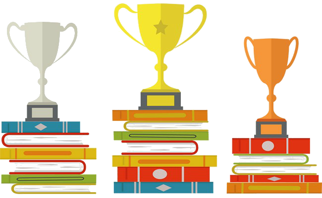 Image of Book Awards logo