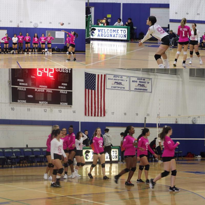 Maspeth High's Lady Argos Advance to1st Round PSAL Volleyball Playoffs Featured Photo