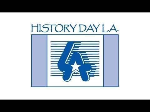 History Day LA Logo