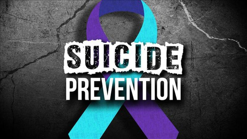 Youth Suicide Prevention Parent Training on April 29 Thumbnail Image