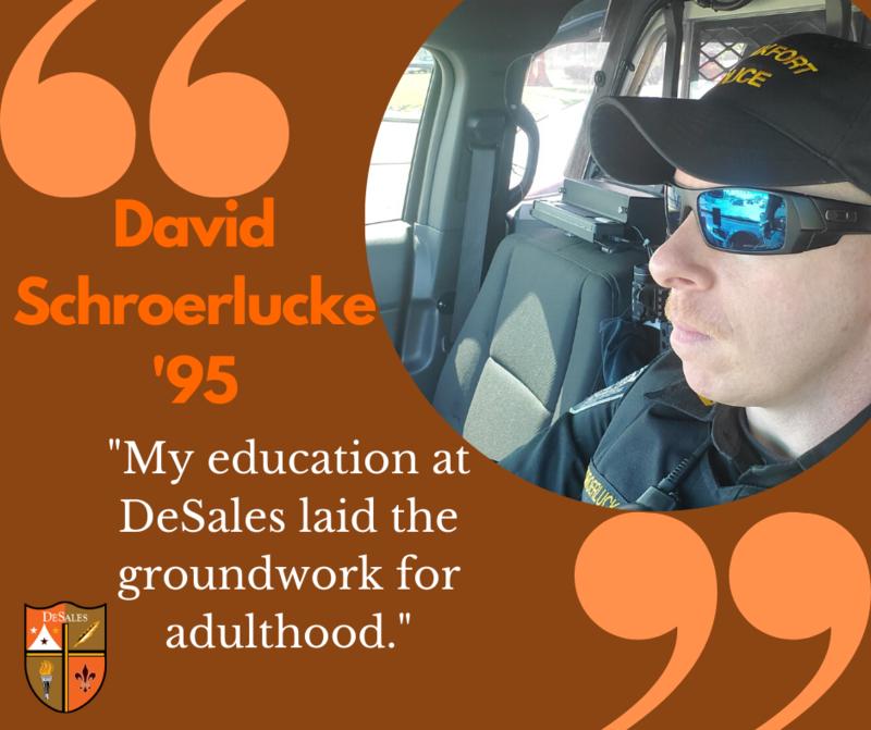 David Schroerlucke '95