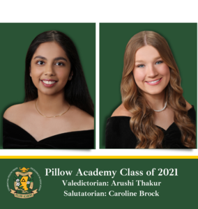 PA Class of 2021 Val Sal News.png