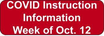 COVID Instruction Information