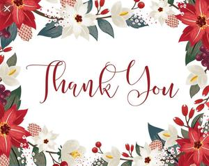 Gratitude From The Boutique Team Featured Photo