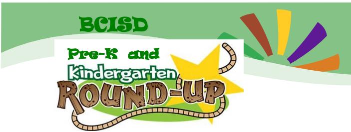 Time for Pre-K and Kindergarten Registration Thumbnail Image