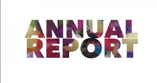 Annual Report Logo