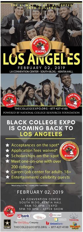 Benefits of our Black College Expo
