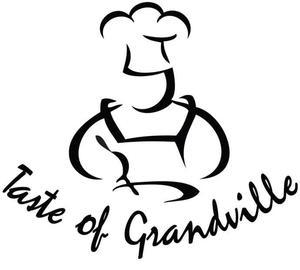 Taste of Grandville logo
