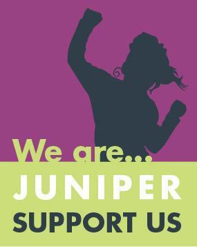 Juniper Support Us
