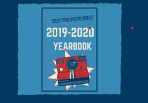 Camera design yearbook 2019-2020