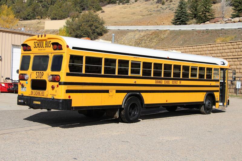 Image of 9-R School Bus