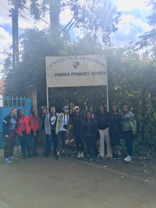 Trip to Kenya shows HNHS students,  'if you love, you will be loved' Thumbnail Image