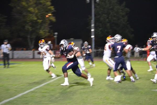 Football vs Clovis West